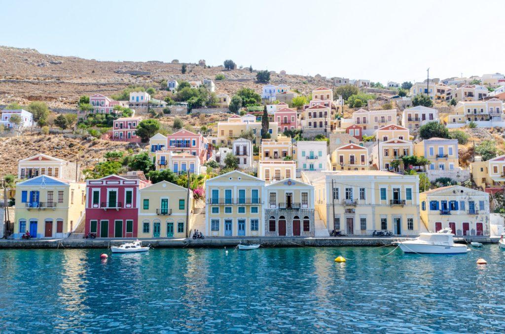 Gialos - Isola di Symi