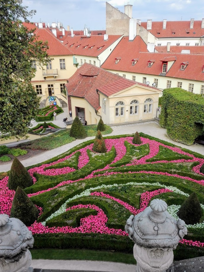 Praga Vrtba Garden