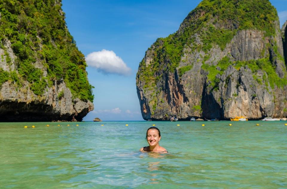 Phi Phi Lee Maya Bay