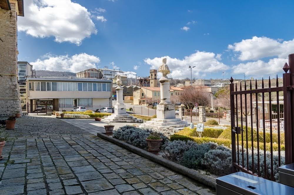 Larderello Museo della Geotermia