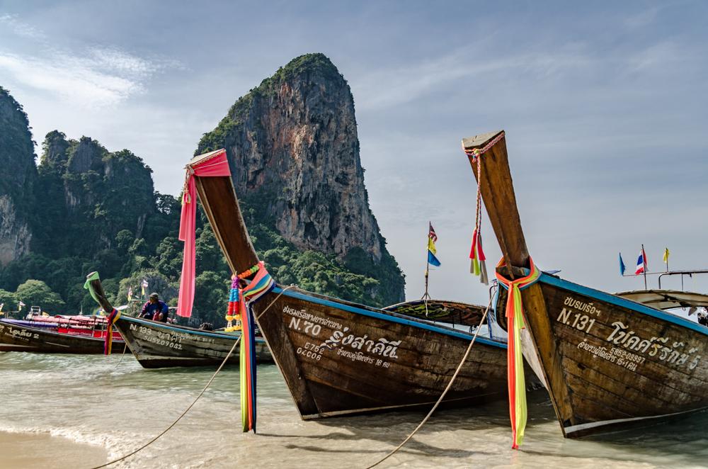 Thailandia Railay