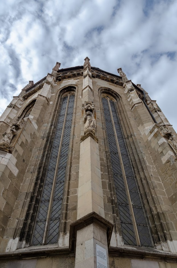 Brasov - La chiesa nera