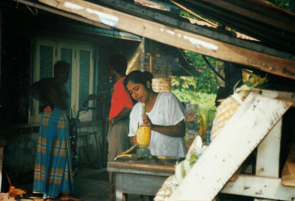 Ananas - Sri Lanka
