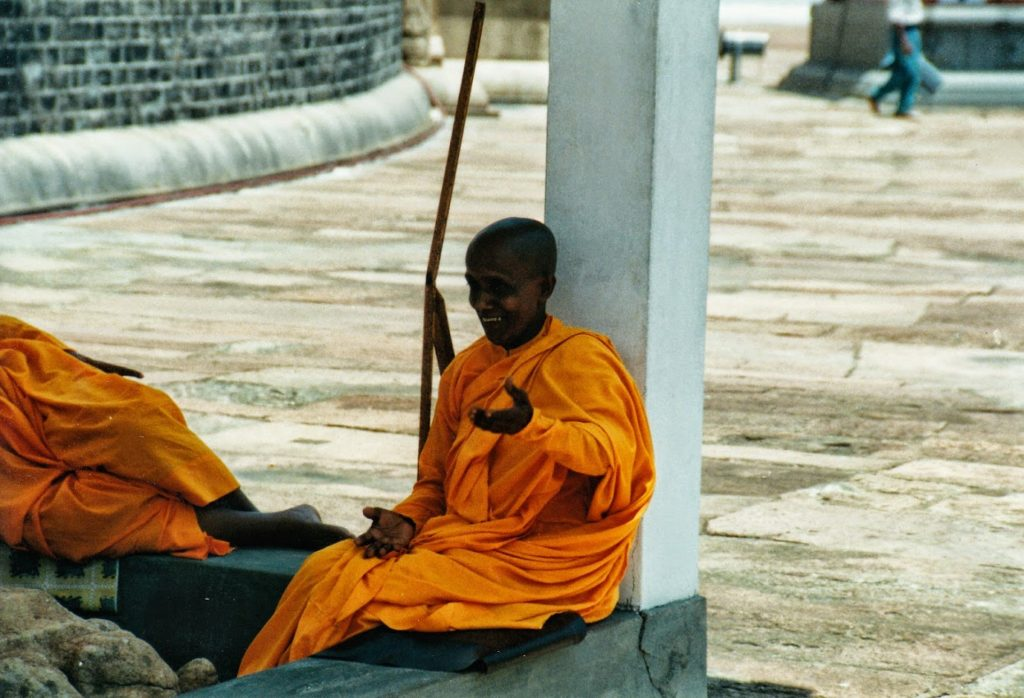 Sri Lanka - Monaco buddista