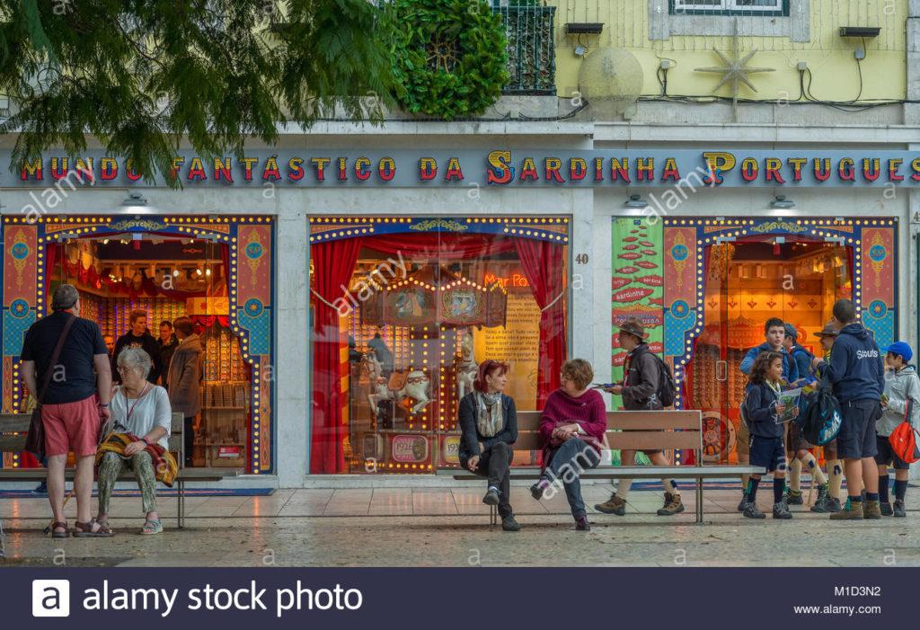 O Mundo Fantastico da Sardinha Portuguesa