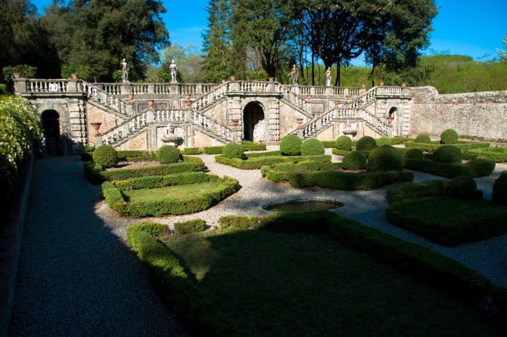 Villa Torrigiani - Giardini di Flora