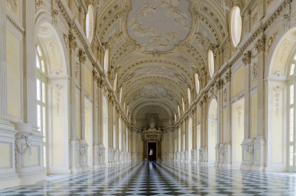 La Galleria Grande - Venaria Reale