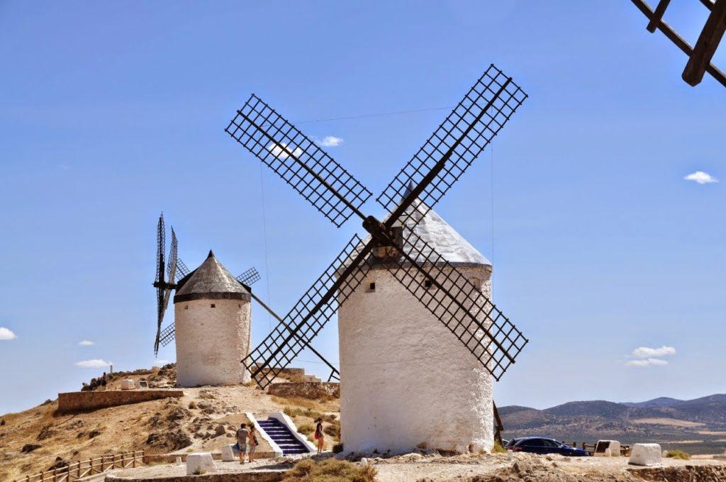 Consuegra Spagna
