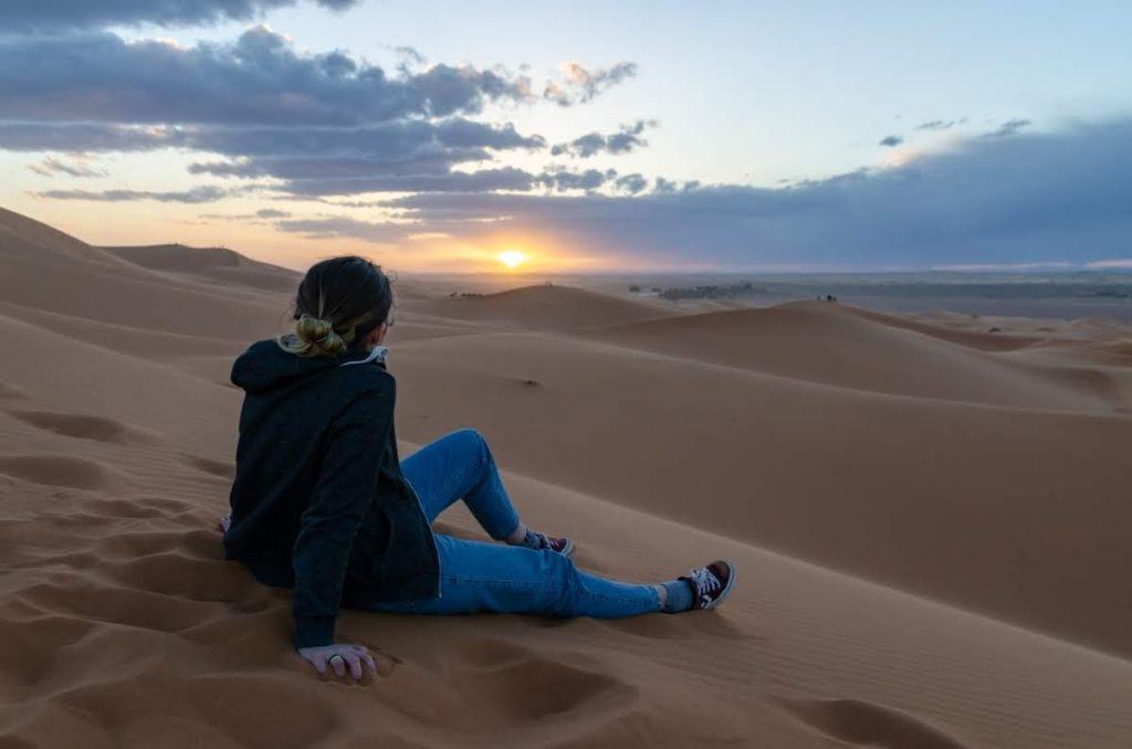 Erg Chebbi - Marocco
