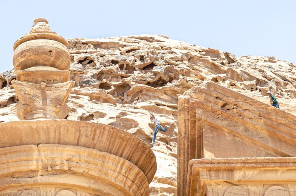Monastero - Petra