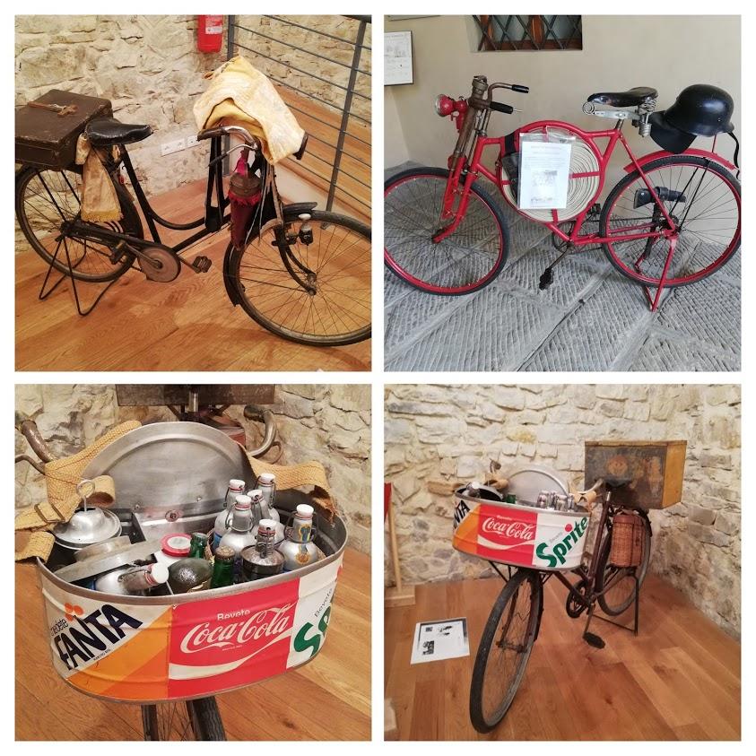 Mostra di biciclette d'epoca Radda in Chianti