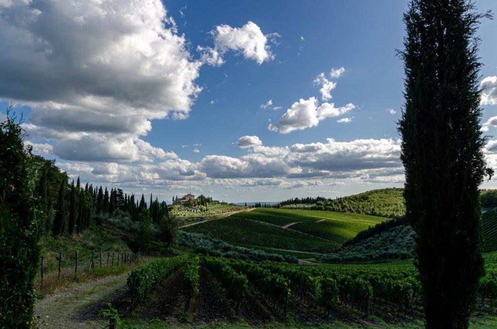 Radda in Chianti - Panorama
