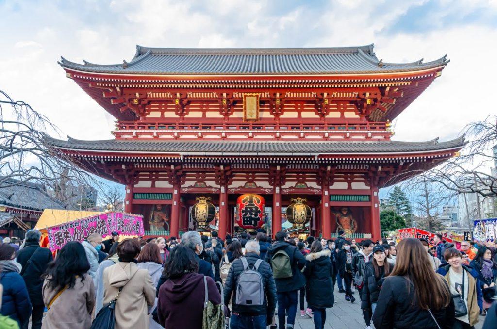 Asakusa - Tempio Sensoji