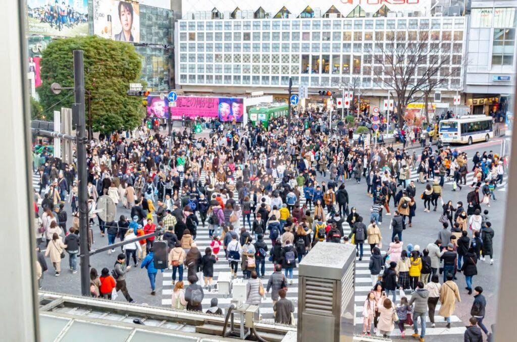 Shibuya Scramble Cross